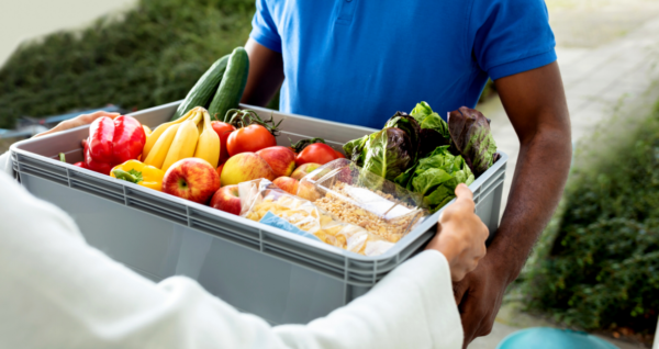 food insecurity; food grants; new york city